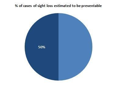 Preventable Sight Loss Cases